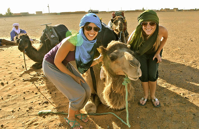 Marrakech to Fes desert tour