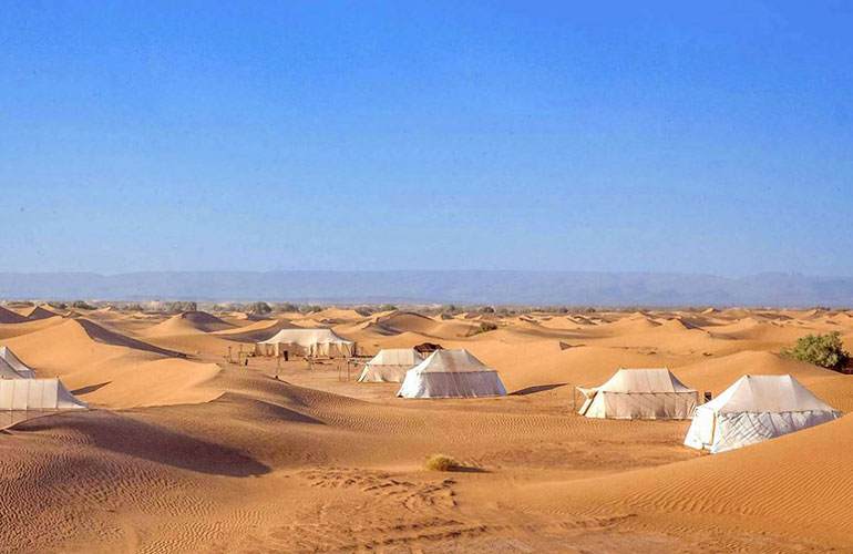 Marrakech 4 Days Desert Tour to Erg Chigaga