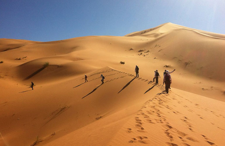 marrakech 3 days desert tour