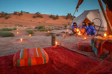 2 days Zagora shared desert tours from Marrakech