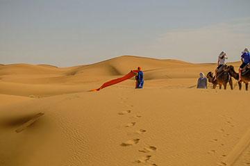SHARED 3 DAYS MARRAKECH DESERT TOUR TO MERZOUGA