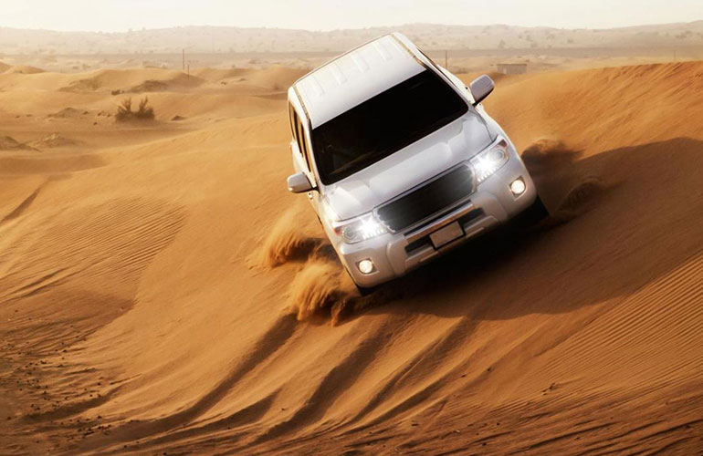 Marrakech safari 4WD