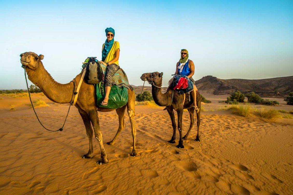 3 days Marrakech to zagoura desert tours in
