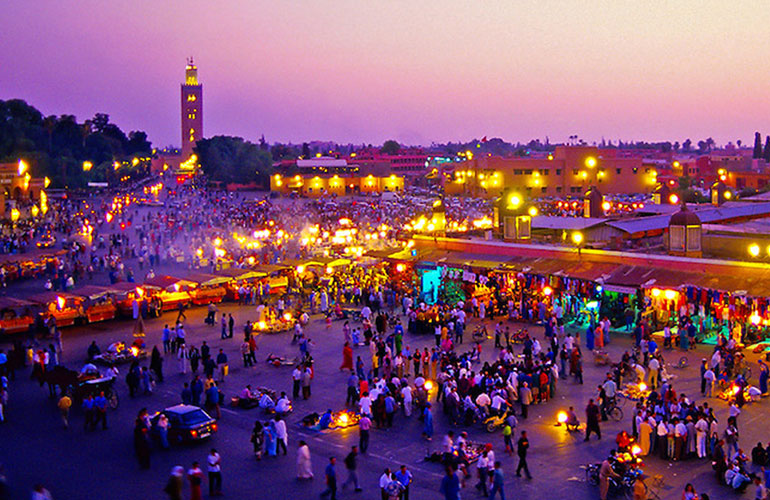 Heavenly day trips from Marrakech