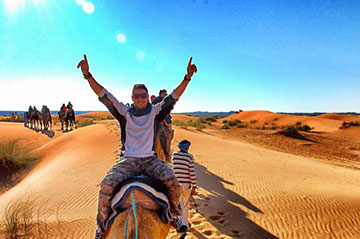 How to find best Marrakech desert tours?