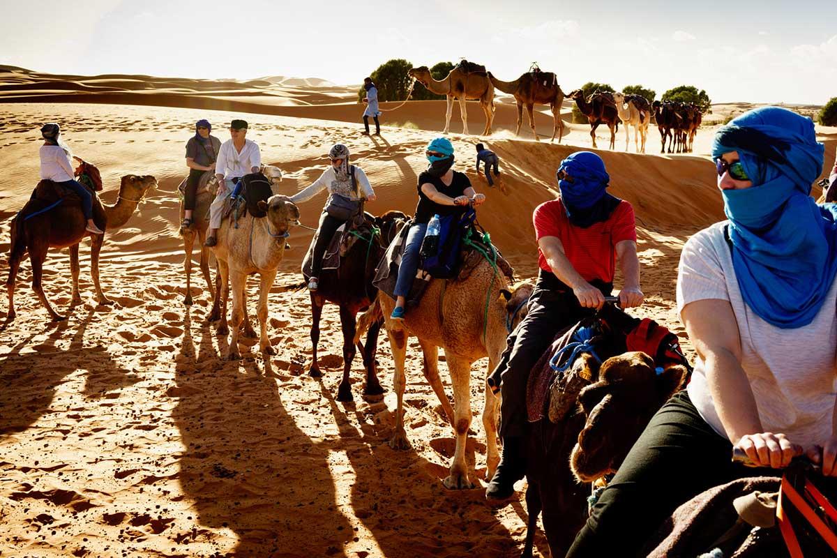 Marrakech to fes desert tours