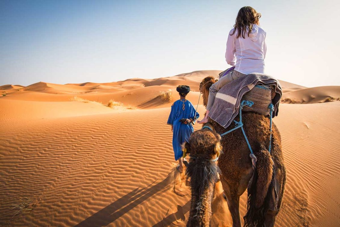 3 days desert tours from Marrakech to Merzouga