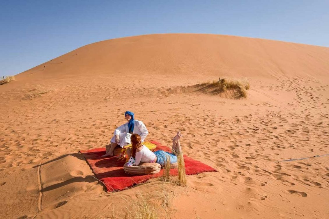 Private desert tours from Marrakech